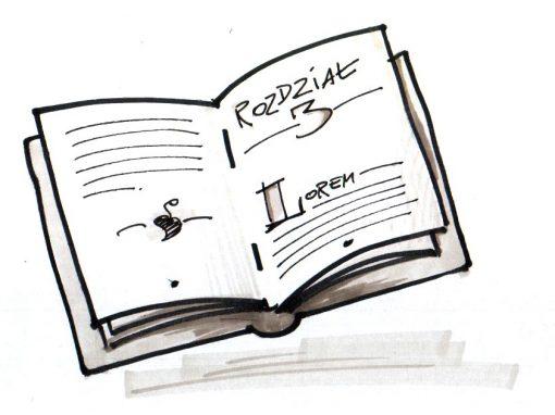 Projektowanie i skład książek