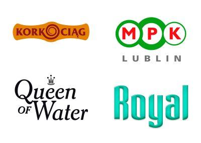 Projekty Logo i broszury firmowe