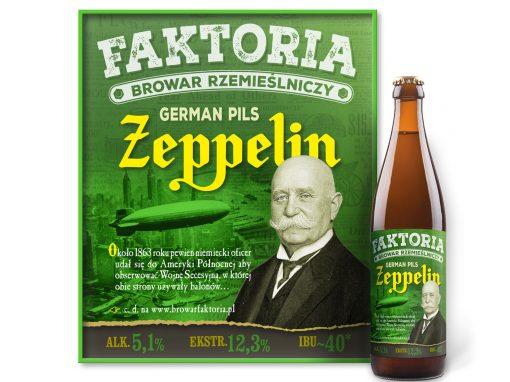 Projekty etykiet piwa kraftowego