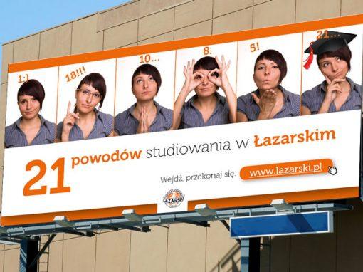 Reklama prasowa i outdoor